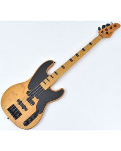 Schecter Model-T Session Electric Bass Aged Natural Satin B-Stock 0391 SCHECTER2848.B 0391