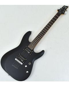Schecter C-6 Deluxe Electric Guitar Satin Black B-Stock SCHECTER430.B