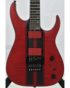 Schecter Banshee GT FR Electric Guitar Satin Trans Red B-Stock No. 2 SCHECTER1523.B 2
