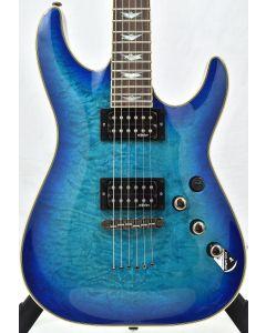 Schecter Omen Extreme-6 Electric Guitar Ocean Blue Burst B-Stock 0148 SCHECTER2015.B 0148