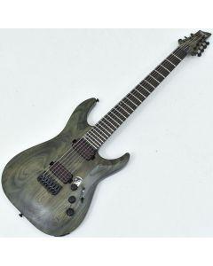 Schecter C-7 Apocalypse Electric Guitar Rusty Grey B-Stock 1550 SCHECTER1303.B 1550