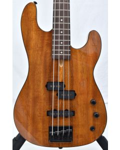 Schecter Michael Anthony MA-4 Electric Bass Gloss Natural B-Stock 1586 sku number SCHECTER451.B 1586