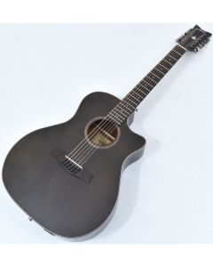 Schecter Orleans Studio-12 Acoustic Guitar Satin See Thru Black B-Stock 9350 SCHECTER3714.B 9350