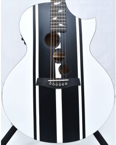 Schecter DJ Ashba Signature Acoustic Electric Guitar Satin White B-Stock 3634 SCHECTER3718.B 3634