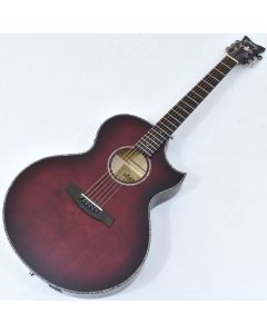 Schecter Orleans Stage Acoustic Guitar Vampyre Red Burst Satin B-Stock 9624 SCHECTER3710.B 9624