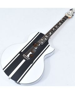 Schecter DJ Ashba Signature Acoustic Electric Guitar Satin White B-Stock 3624 SCHECTER3718.B 3624