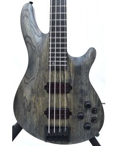 Schecter C-4 Apocalypse EX Electric Bass Rusty Grey B-Stock 2456 sku number SCHECTER1319.B 2456