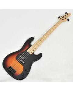 Schecter P-5 3TSB Electric Bass Prototype 0745 sku number SCHECTER2120.B 0745
