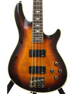Schecter Omen Extreme-4 Electric Bass Vintage Sunburst B-Stock 0609 sku number SCHECTER2048.B 0609
