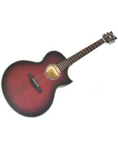 Schecter Orleans Stage Acoustic Guitar Vampyre Red Burst Satin B-Stock 1837 sku number SCHECTER3710.B 1837