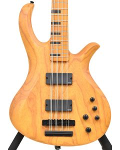 Schecter Riot-8 Session Electric Bass Aged Natural Satin B-Stock 1433 sku number SCHECTER2844.B 1433