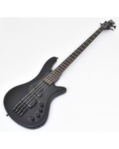 Schecter Stiletto Stealth-4 Electric Bass Satin Black B-Stock 0747 sku number SCHECTER2522.B 0747