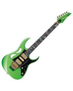 Ibanez Steve Vai PIA 3761 Electric Guitar in Envy Green sku number PIA3761EVG