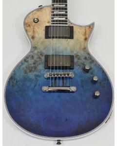 ESP E-II Eclipse Electric Guitar Blue Natural Fade B-Stock sku number EIIECBMBLUNFD.B