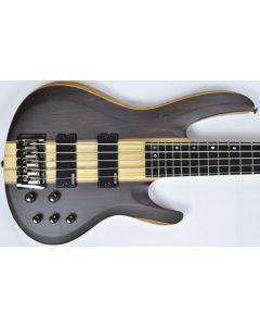 ESP LTD B-5E Electric Bass in Natural Satin B-Stock LB5ENATS.B