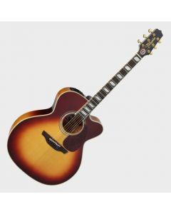 Takamine Signature Series EF250TK Toby Keith Acoustic Guitar in Sunburst Finish sku number TAKEF250TK