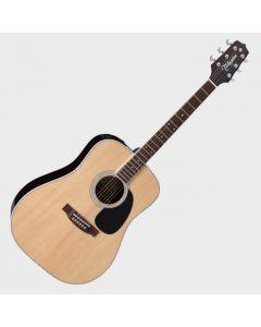 Takamine Signature Series EF360GF Glenn Frey Acoustic Guitar in Natural Finish sku number TAKEF360GF