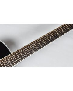 Takamine EF381SC Legacy Series 12 String Acoustic Guitar in Gloss Black Finish sku number TAKEF381SC