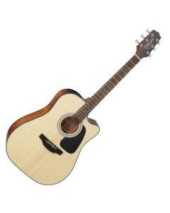 Takamine GD30CE-NAT G-Series G30 Acoustic Electric Guitar in Natural Finish sku number TAKGD30CENAT