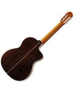 Takamine TC132SC Left Handed Classical Acoustic Electric Guitar in Natural Gloss Finish sku number TAKTC132SCLH