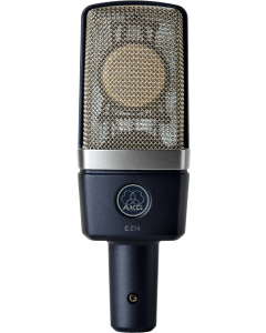 AKG C214 Professional Large-Diaphragm Condenser Microphone sku number 3185X00010