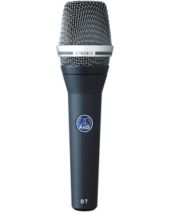 AKG D7 (S) Reference Dynamic Vocal Microphone sku number 3139X00010