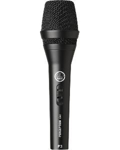 AKG P3S High-Performance Dynamic Microphone sku number 3100H00140