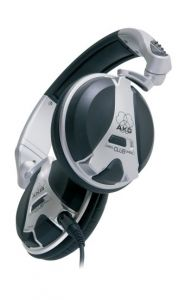 AKG K181 DJ High Performance DJ Headphones 3103H00010