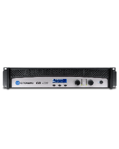 Crown Audio CDi 4000 Two Channel 1200W Power Amplifier sku number NCDI4000