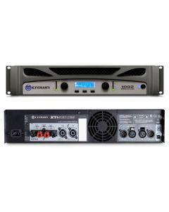 Crown XTi 1002 Two-Channel 500W Power Amplifier sku number NXTI1002-U-US