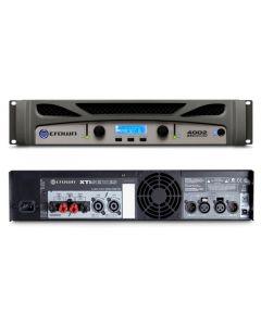 Crown XTi 4002 Two-Channel 1200W Power Amplifier NXTI4002-U-US