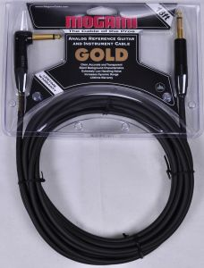 Mogami Gold Instrument R Cable 18 ft. GOLD INSTRUMENT-18R