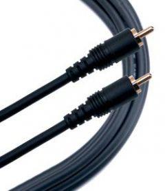 Mogami Pure Patch RR Cable 1 ft. PURE PATCH RR-01