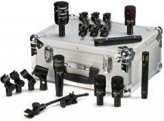Audix DP7 7-piece Drum Mic Package 54920