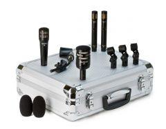 Audix DP-QUAD 4-Piece Drum Mic Package 110664