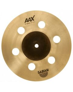 "Sabian 10"" AAX Air Splash Brilliant Finish sku number 21005XAB"