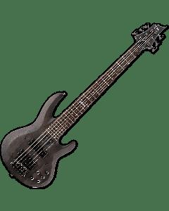ESP LTD B-206SM Electric Bass in See Thru Black Satin sku number LB206SMSTBLKS
