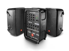 JBL EON208P Portable 8 Two-Way PA with Powered 8-Channel Mixer and Bluetooth EON208P