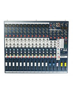 Soundcraft EFX12 Lexicon Effects Mixer sku number E535.100000US