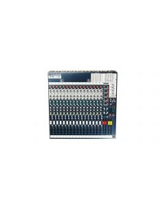 Soundcraft FX16ii Multi-Purpose Compact Recording/Live Lexicon Effects Mixer sku number RW5757US