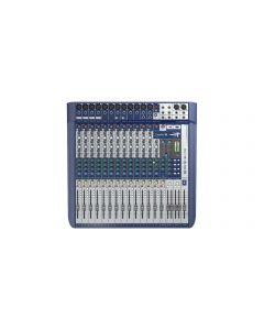 Soundcraft Signature 16 Compact Analog Mixer sku number 5049559