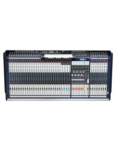Soundcraft GB8 40ch  40+4/8/2 GB Series Console sku number RW5697SM