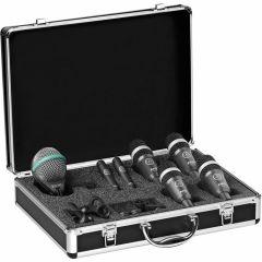 AKG Drum Set Concert I Professional Drum Microphone Set 2581H00160
