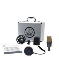 AKG C414 XLII Reference Multipattern Condenser Microphone sku number 3059X00060