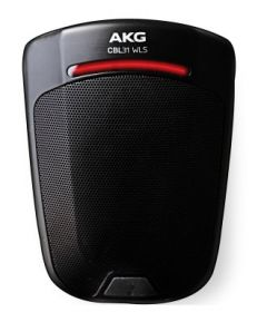AKG CBL31 WLS Professional Boundary Layer Microphone for Wireless Use 2967H00010