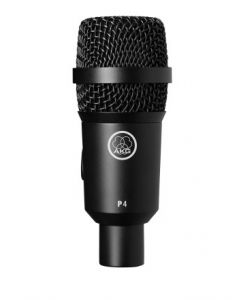 AKG P4 High Performance Dynamic Instrument Microphone sku number 3100H00130