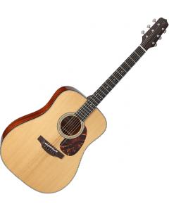 Takamine EF340S-TT Dreadnought Acoustic Guitar Gloss Natural sku number TAKEF340STT