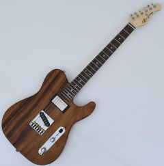 G&L USA ASAT Classic Bluesboy Monkey Pod Electric Guitar in Natural Finish USA-ASTB-MONKEYPOD