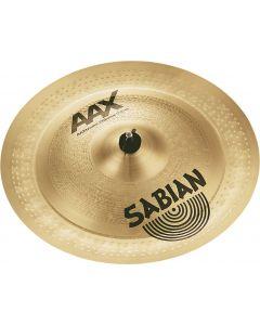 "Sabian 17"" AAX X-Treme Chinese Brilliant Finish sku number 21786XB"