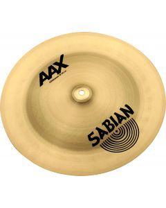 "Sabian 18"" AAX Chinese Brilliant Finish sku number 21816XB"